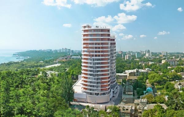 Жилой комплекс ЖК Ланжерон, фото номер 3